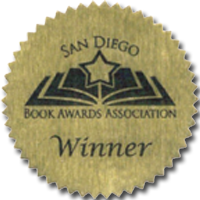 San Diego Book Awards Seal
