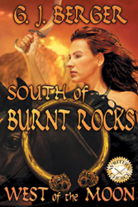 South Of Burnt Rocks West Of The Moon cover
